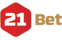 21 bet casino logo