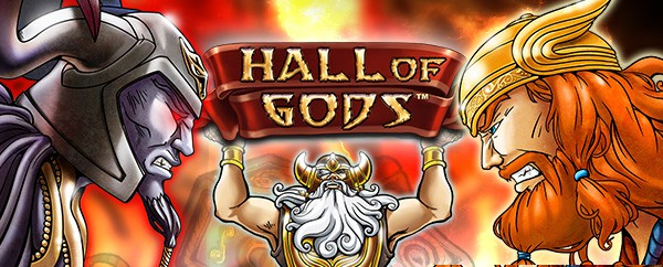 hall of gods netent