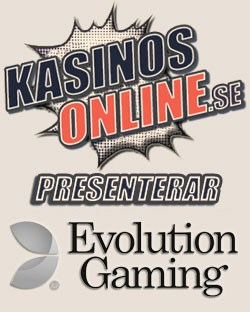 kasinos online speltillverkare evolution gaming