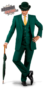 mr green gentleman