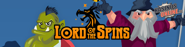 Lord of the Spins casino freespins