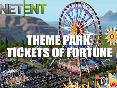 theme park: tickets of fortune netent online kasino