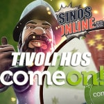 tivoli hos come on online kasino gonzos quest