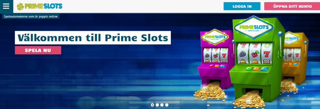 prime slots