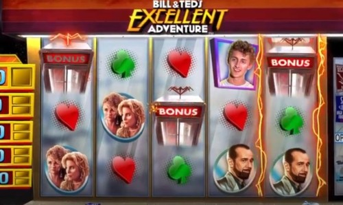 Bill and Ted slot