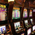 Slots i ett casino