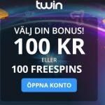 nytt casino twin
