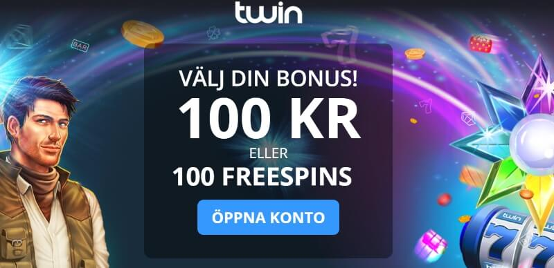 nytt casino twin