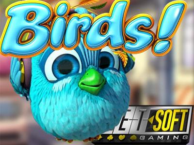 kasinos online Birds! betsoft
