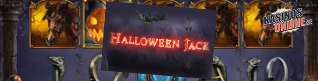 halloween jack spelautomat