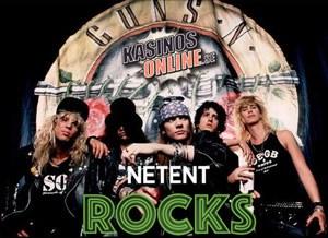 netent rocks guns n roses