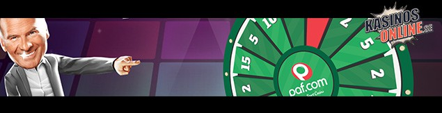 paf casino free spins