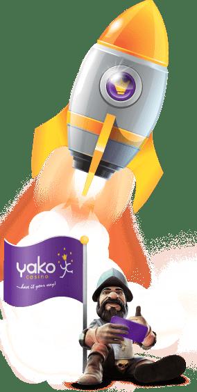 yako kasino raket