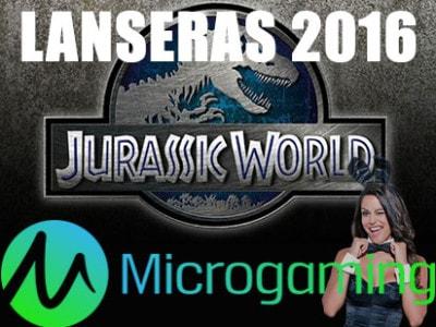 jurassic world spelautomat online kasino på nätet