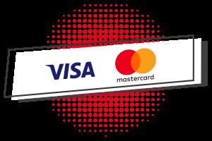 Visa Mastercard Kasino